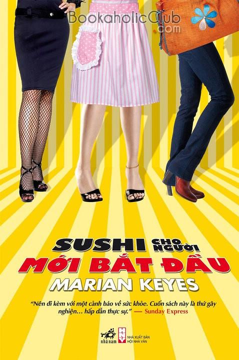 sushi cho nguoi moi bat dau