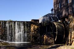 Yates Mill & Falls