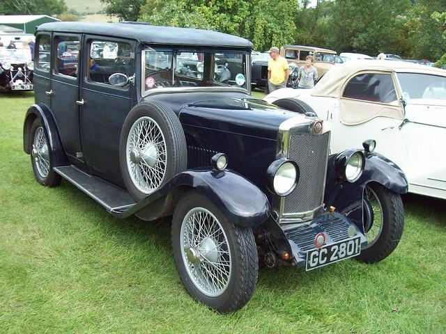454 Lea Francis 12/40 Saloon (1930)