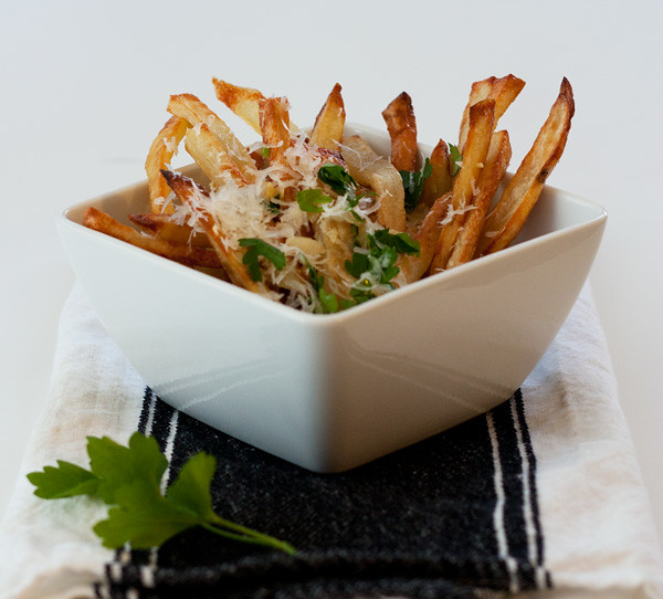 Oven Fries: 3 Ways