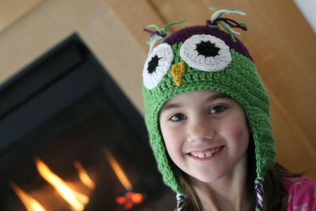 owl hat 2