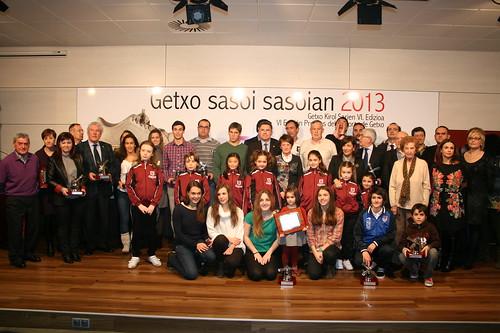 Getxo sasoi sasaoian 2013