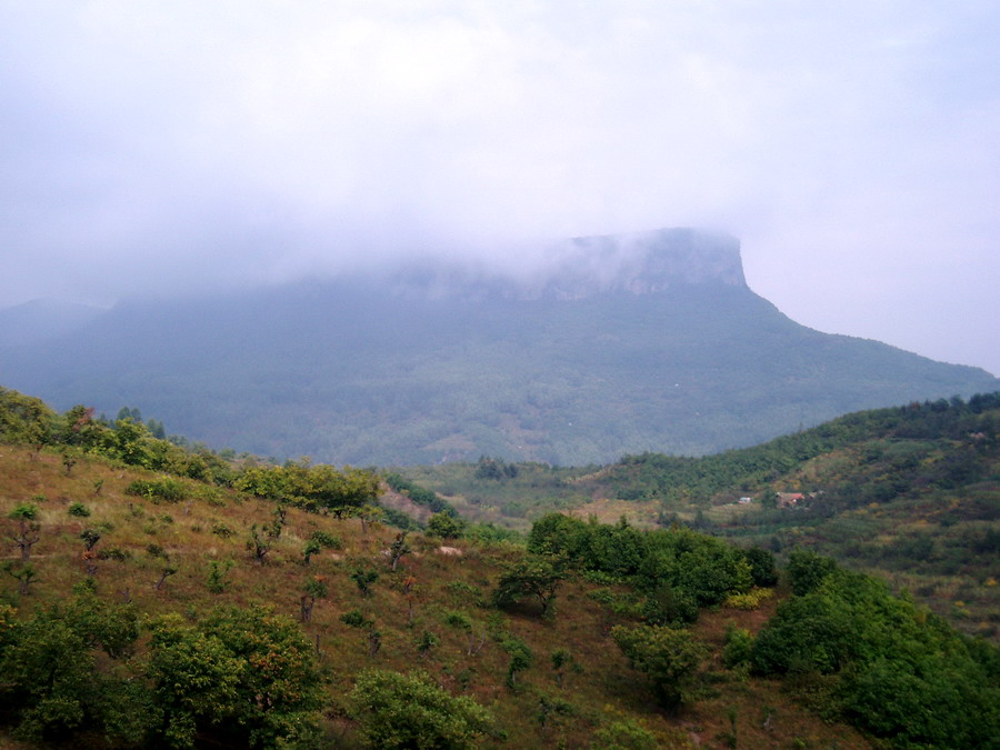 Huanren15Wunushan fortress