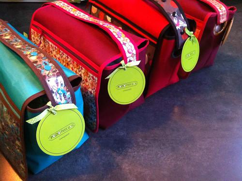 4 sacs à langer