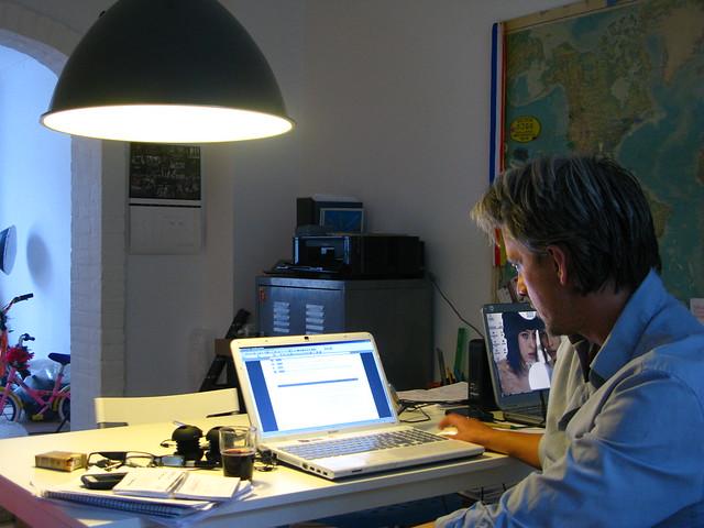 Mikael Colville-Andersen in Copenhagenize