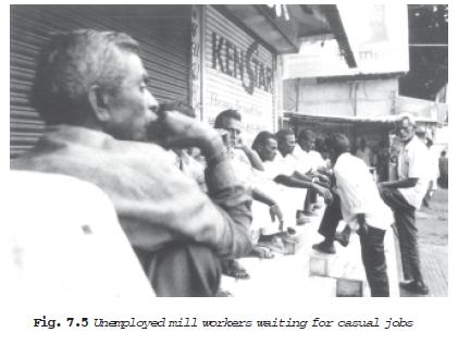 NCERT Class XI Economics: Chapter 7 – Employment  Growth, Informalisation and Other Issues