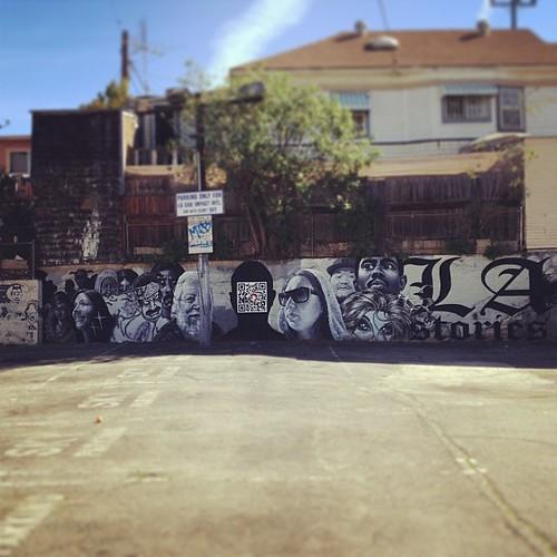 LA Stories mural. #90031 #lincolnheights