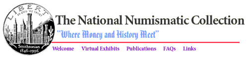 National Numismatic Collection logo