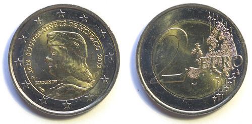 2 Euros de Mónaco del 2012