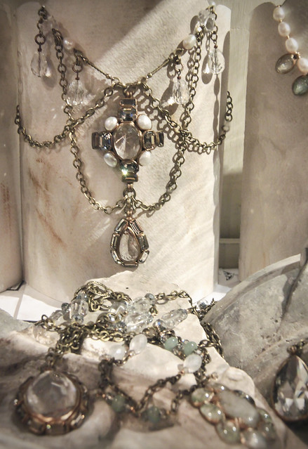 New collction jewellery on display at Town House