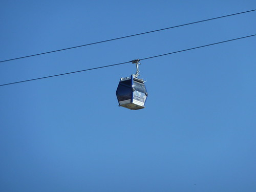 Gaziantep cable car by mattkrause1969