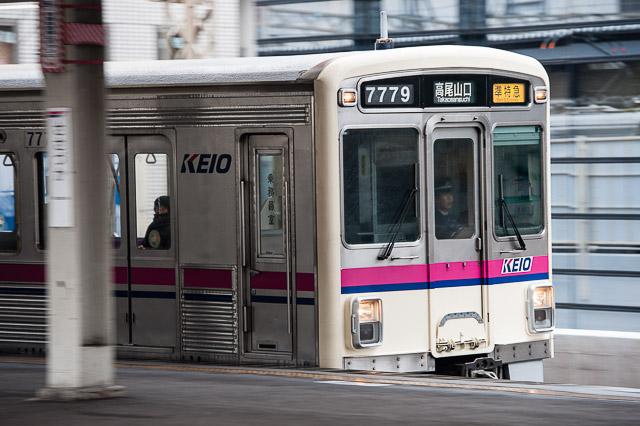 京王電鉄7000系 7029F 新方向幕