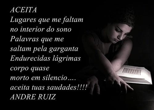 ACEITA by amigos do poeta