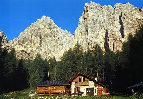 Rifugio di monte Bosconero