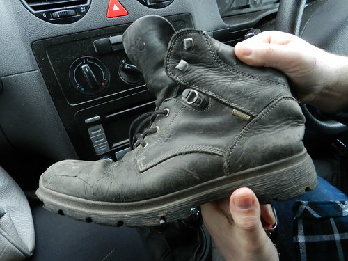 ECCO boot (from ca. 2006 / 2007)