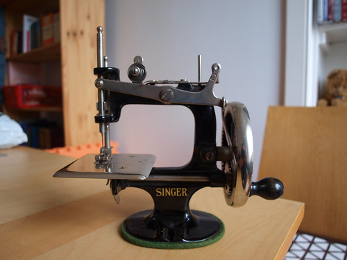Singer No. 20 sewing machine