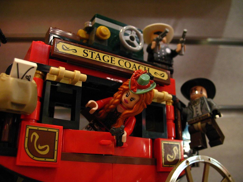 79108 Stagecoach Escape 15