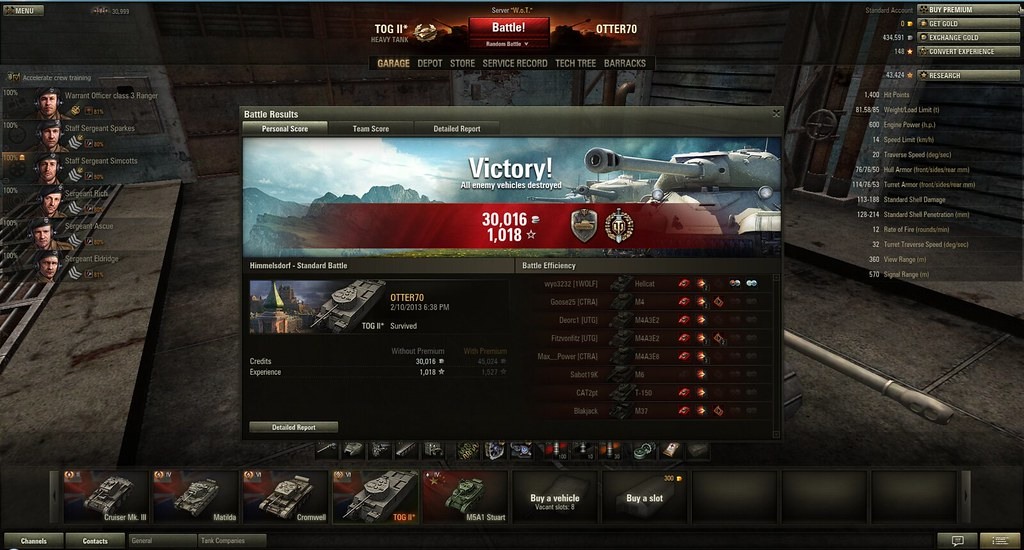 Wot luchs matchmaking