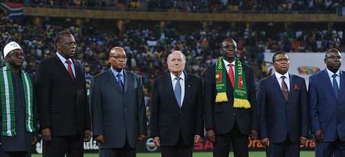 Africa Cup of Nations closing ceremony, 10 Feb 2013