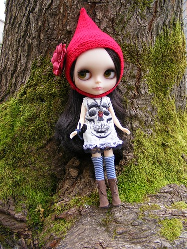 Blythe A Day February 11th:  Red