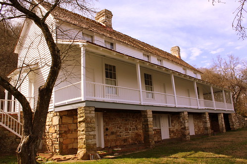 Cravens House - Lookout Mountain