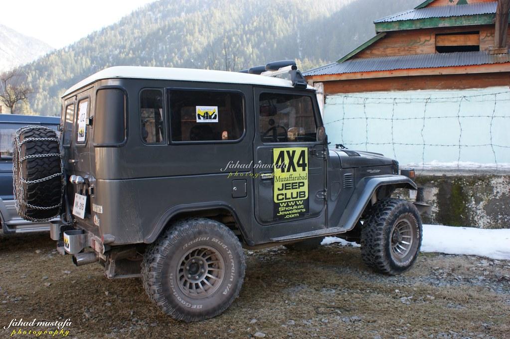 Muzaffarabad Jeep Club Neelum Snow Cross - 8468242863 4b9959cd40 b