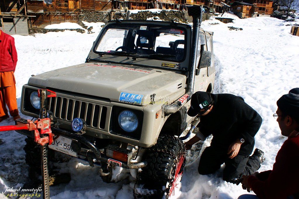 Muzaffarabad Jeep Club Neelum Snow Cross - 8472088358 99090c46ae b