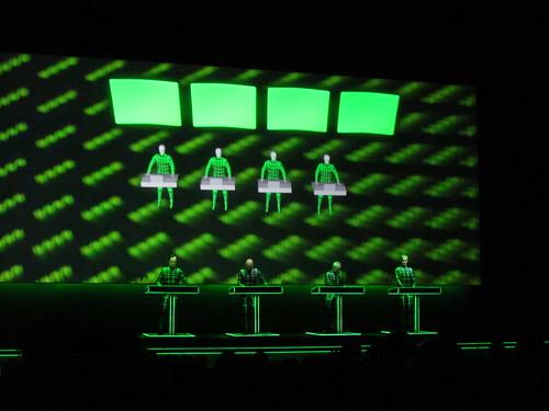 "Kraftwerk, ""Techno Pop"", Tate Modern London, 12 Feb 2013"
