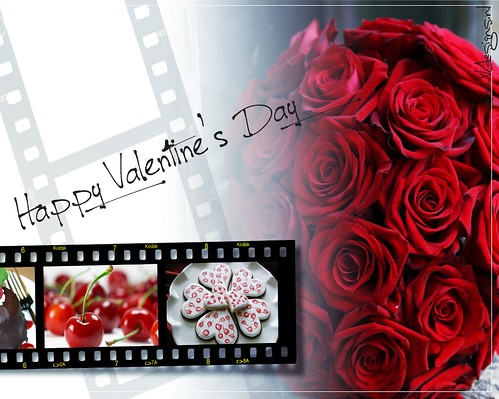 Bonno wish u Happy Valentine's day by bonno van der Putten