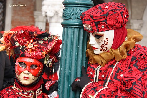 Venice Carnival 2013  IMG_4900 by XimoPons