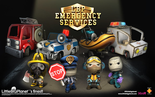 Emergency Services Wallpaper