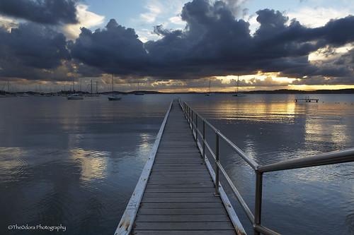 sunset newcastle lakemacquarie tamron2470 theodoraphotography canon5d3