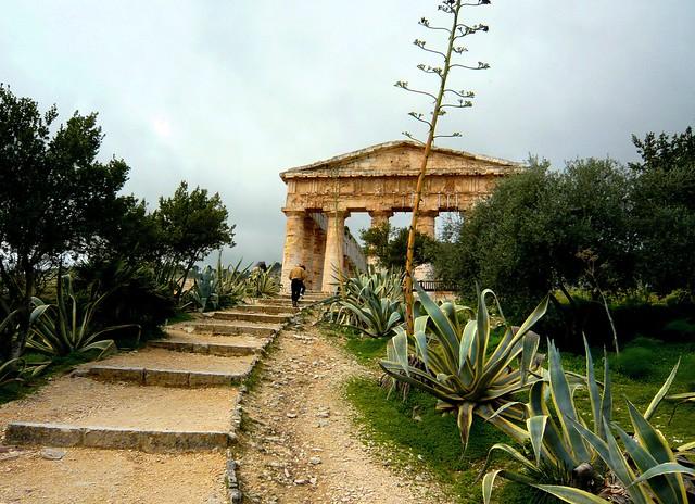 Temple Path III