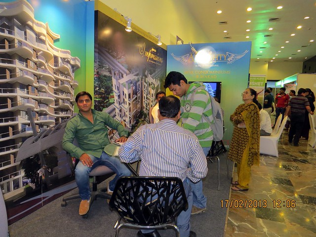 "Ace Almighty Tathawade - Booking Amount Rs. 1 Lakh - Non Refundable - The Times of India Pune Property Exhibition  ""Invest in West Pune""  16th & 17th February 2013"