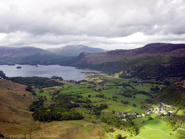 Derwent From Above