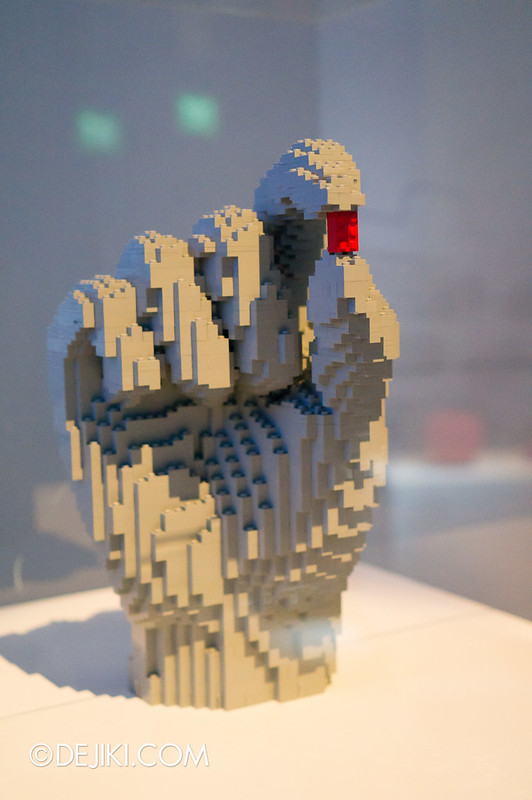 Art of The Brick - The Red One