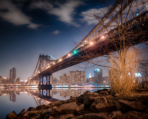 Manhatten Bridge NYC by Insight Imaging: John A Ryan Photography