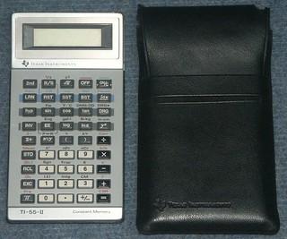 CalculatorTi55II