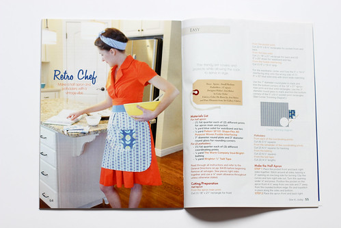 Sew-it... Today - Retro Chef by Jeni Baker