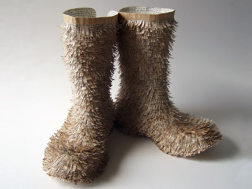 Paper-Boots