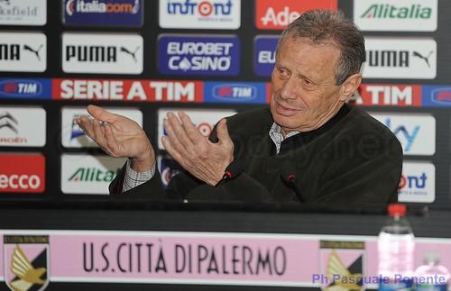 Palermo, Zamparini non si arrende$