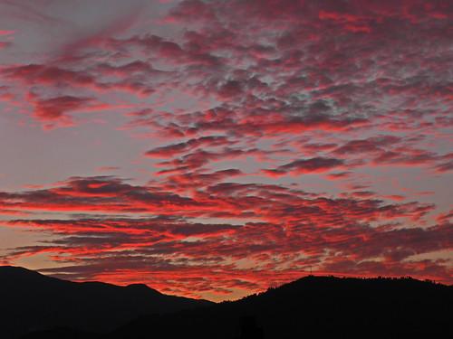 sunset clouds atardecer colombia tramonto nubes co ocaso medellin antioquia arreboles