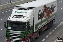 Scania G400 4x2 Tractor - PE60 VMY - Julie Claire - Eddie Stobart - M1 J10 Luton - Steven Gray - IMG_2232