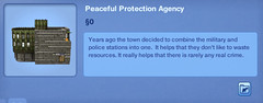Peaceful Protection Agency