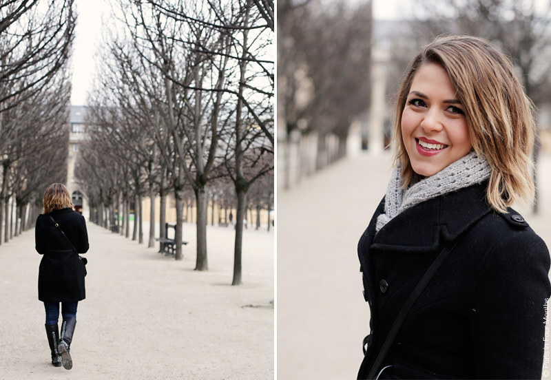 Maëlle in Paris by Carin Olsson (Paris in Four Months)