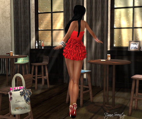 Candy Hot Red by Dyana Serenity