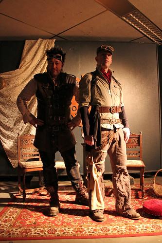 Robert and Dan