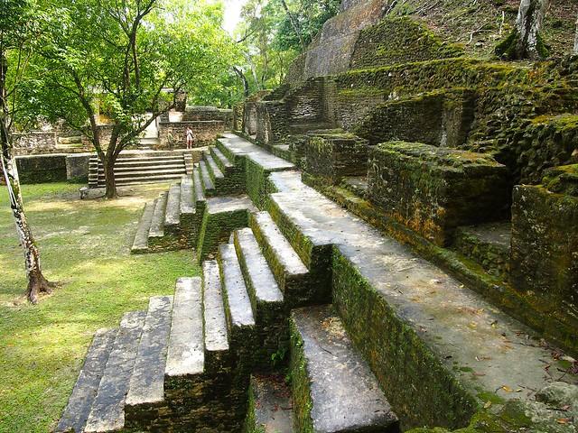 Cahal Pech Maya ruins, Belize