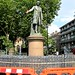 Gladstone and the traffic barriers