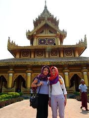 Kanbawzathadi Palace